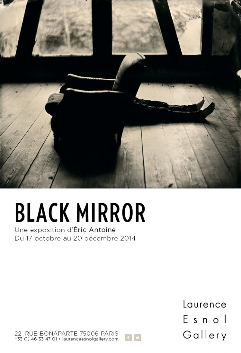 Éric Antoine photo Black Mirror Paris