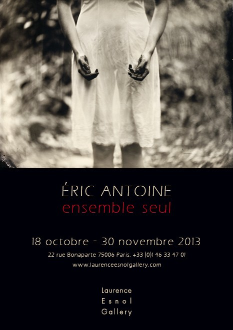 Éric Antoine photo Ensemble Seul Paris