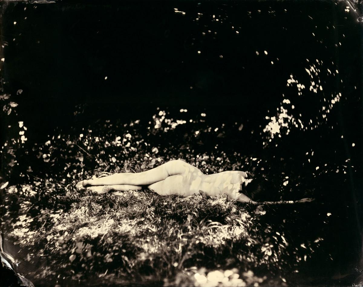 Eric Antoine photo Ensemble Seul Le bain de Soleil