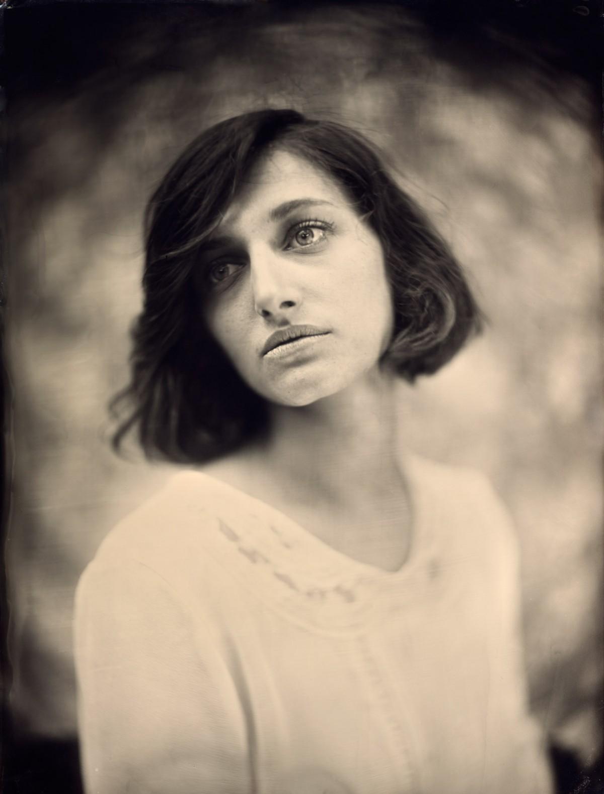 Éric Antoine photo Portraits Noémie