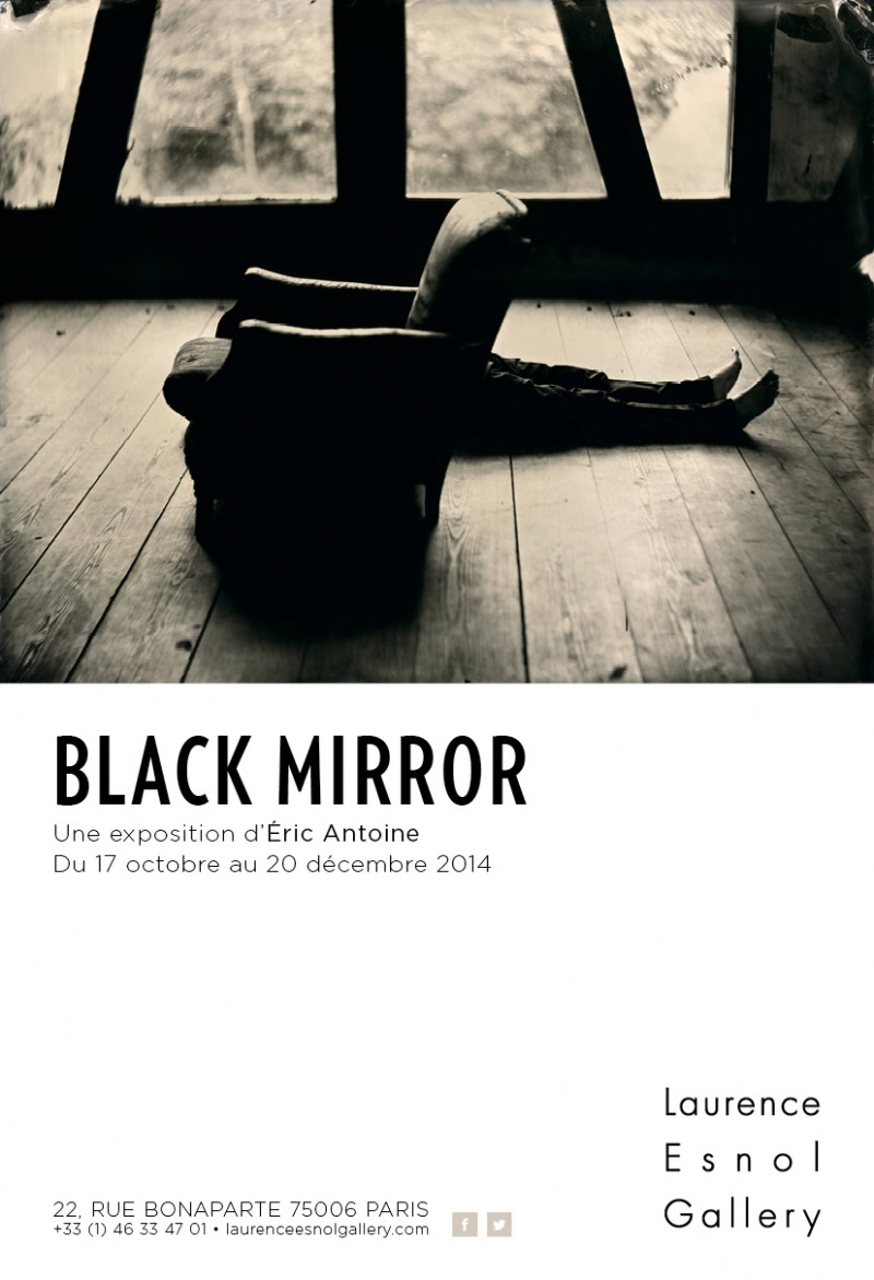 Éric Antoine photo Black Mirror Paris