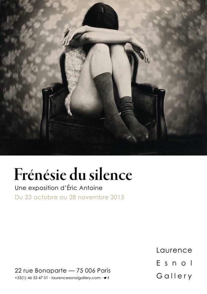 Eric Antoine photo Frénésie du Silence Paris