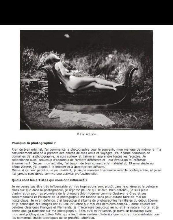 Éric Antoine photo Acte photo, interview 2013-actuphoto2-2